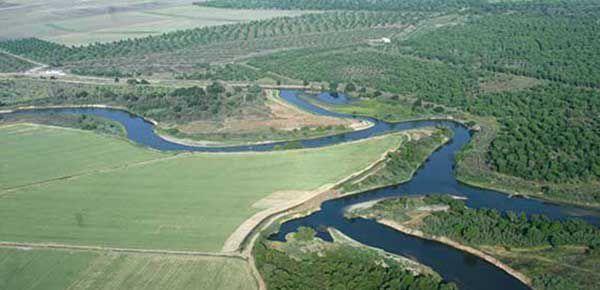 san joaquin valley river